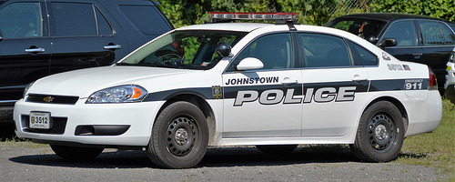 Johnstown Cop Injured in Accident, Driver Ticketed