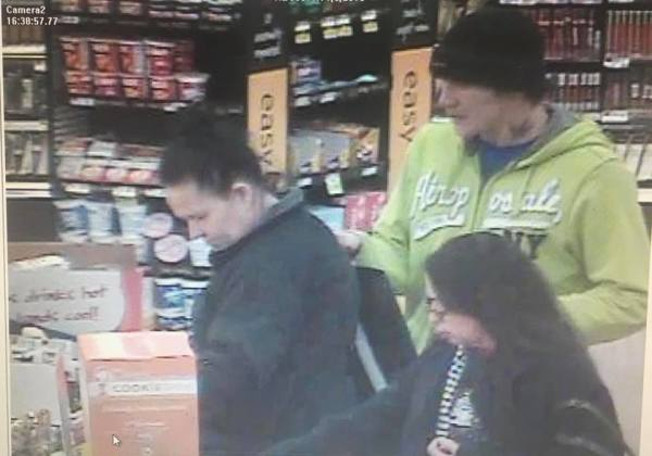 Fulton Co. Sheriffs Looking to Identify Larceny Suspects